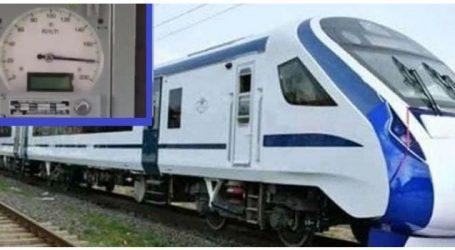 VIDEO : તમે માનશો નહીં આ ભારતની છે ટ્રેન, 180 કિલોમીટરની ઝડપે દોડી