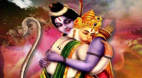 ભાજપમાં હવે અજીબ અજીબ ભૂત ધુણે છે, આ નેતા કહે છે કે હનુમાન અને રામ બંન્ને વૈશ્ય હતા
