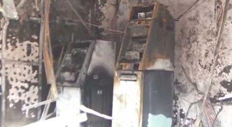અમદાવાદ : એટીએમમાં આગ લાગતા મચી ગઈ અફરાતફરી