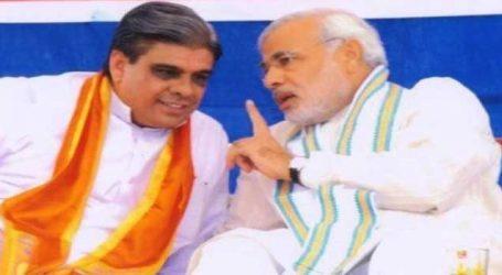 ગુજરાત ભાજપના સાંસદે કહ્યું, 'અમારી સરકાર છે પણ મારું કંઈ ઉપજતું નથી'