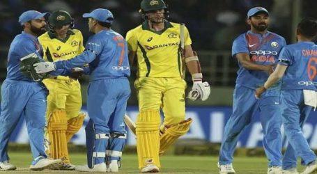 INDvAUS: બીજી ટી-20માં ઓસ્ટ્રેલિયાએ ટૉસ જીત્યો, ભારતની પ્રથમ બેટિંગ