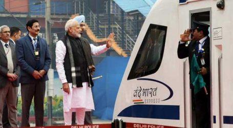 PM મોદીએ શુક્રવારે લીલી ઝંડી આપી એ 'વંદે ભારત એક્સપ્રેસ' ટ્રેન એક જ દિવસમાં ખોટકાણી, આમ જનતા તો…
