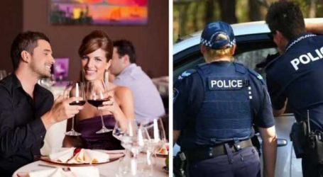 પત્નીએ અડધુ બિલ ના આપતા પતિએ બોલાવી પોલીસ, બંને રેસ્ટોરન્ટમાં જમ્યા હતા