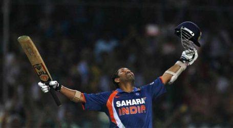 આજના દિવસે સચિને સાબિત કરી બતાવ્યું હતું કે એ ખરા અર્થમાં ક્રિકેટનો ભગવાન છે