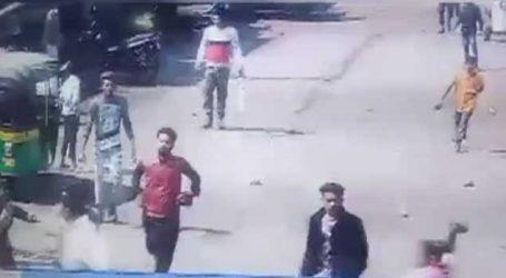 કાશ્મીર માફક સુરતમાં ક્રિકેટ મુદ્દે પથ્થરમારોઃ CCTV જુઓ