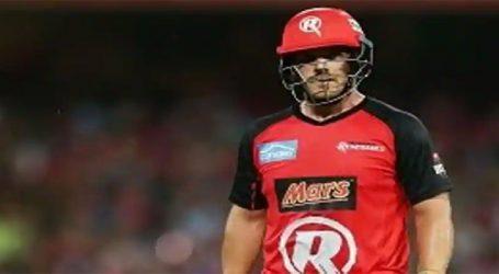 આઉટ થતા જ ક્રિકેટરને આવ્યો ગુસ્સો, બેટ ફટકારી ખુરશી તોડી