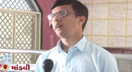 ગુજરાતનો આ હિરો CA ફાઈનલની પરીક્ષામાં સમગ્ર દેશમાં બીજા ક્રમાંકે આવ્યો