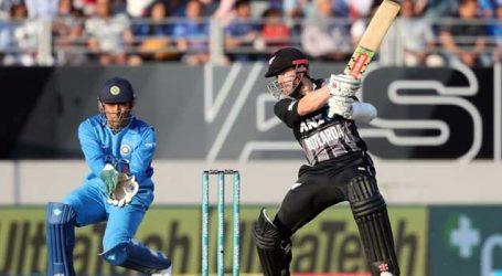 INDvNZ : 2nd T20: ન્યૂઝીલેન્ડે ભારતને આપ્યો 159 રનનો ટાર્ગેટ