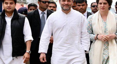 26મીએ કોંગ્રેસના 85 નેતાઓ આવશે ગુજરાત, પ્રિયંકા, રાહુલ અને મનમોહનસિંહ પણ રહેશે હાજર