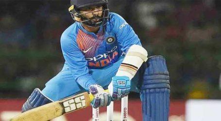 IND vs NZ: દિનેશ કાર્તિકની T-20માં સ્લો મોશન બેટીંગે ભારતને હરાવ્યું, ઈતિહાસ રચવામાં નાકામ