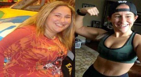 આ યુવતીએ વગર ડાયટે ઘટાડ્યું 45 કિલો વજન, એ પણ ખૂબ ખાઈ અને સુઈને…