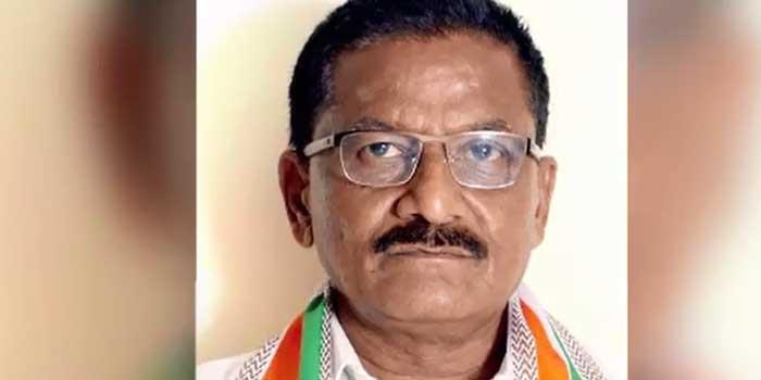 Talaala's Congress MLA BHAGVAN-BARAD