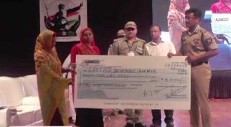 ઘણી ખમ્મા ગુજરાતી લાલા, શહીદોનાં પરિવારને સહાય માટે મોકલ્યાં 1 કરોડ રૂપિયા