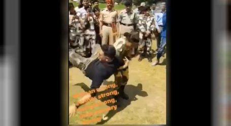 VIDEO: અક્ષય કુમારને BSF મહિલા જવાને આપ્યો ધોબી પછાડ