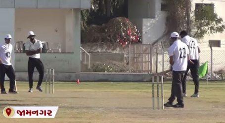 ક્રિકેટના કાશી ગણાતા જામનગરમાં લોકસભાની ચૂંટણી માટે જાગૃતિ ફેલાવવા ક્રિકેટ ટૂર્નામેન્ટ યોજાઈ