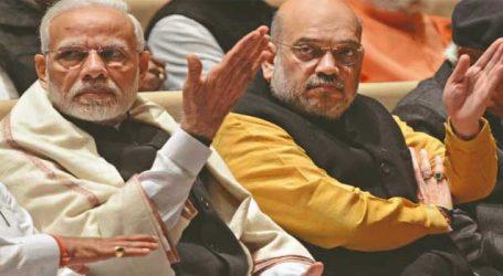 AAPના નેતાએ કહ્યું, ચૂંટણી પછી અમિત શાહ અને મોદી બોરિયા-બિસ્તરા બાંધી ગુજરાત ભેગા થવાના છે