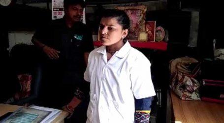રાજકોટની સિવિલ હોસ્પિટલમાં છેલ્લા 5 મહિનાથી એક નકલી નર્સ આટા મારતી ઝડપાઈ