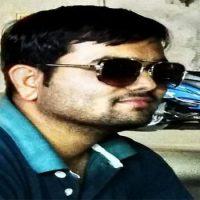 Journalist Chirag Patel