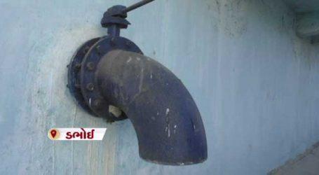 નર્મદાનું પાણી પીવા લાયક બનાવવા ફિલ્ટર પ્લાન્ટ પાછળ 3 કરોડ ખર્ચ કર્યા પણ મળ્યો ઠેંગો