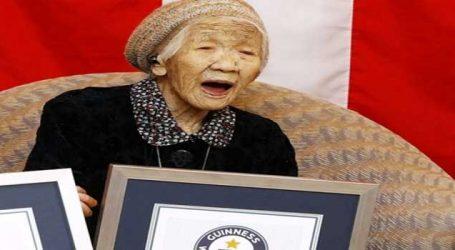 જાપાનની આ મહિલા વિશ્વની સૌથી ઉંમર લાયક જીવીત વ્યક્તિ, ગિનિસ બુક ઓફ વર્લ્ડ રેકોર્ડ્ઝ દ્વારા કરાયું સન્માન