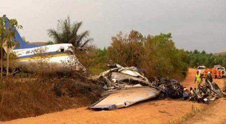કોલંબિયામાં એન્જિનમાં ખરાબી થવાના કારણે વિમાન ક્રેશ, મેયર સહિત 14ના મોત