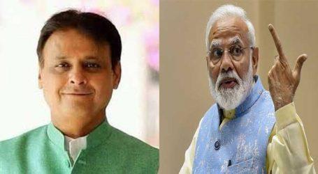 PM મોદીની જામનગર મુલાકાત સમયે પોલીટીકલ સ્ટ્રાઈકનું ઓપરેશન પાર પડાયું