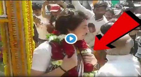 Video: સ્મૃતિ ઈરાનીએ પ્રિયંકા ગાંધીને લીધા આડે હાથ, લાલ બહાદુર શાસ્ત્રીના અપમાનનો આરોપ