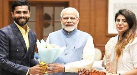 તો ક્રિકેટર રવિન્દ્ર જાડેજાના પત્ની રિવાબા કાપશે પૂનમ માડમનું પત્તું! જામનગરથી બનશે ભાજપના ઉમેદવાર