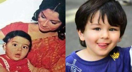 આ Photos તમે પહેલાં ક્યારેય નહી જોયા હોય,બાળપણમાં તૈમૂર જેટલો જ ક્યૂટ હતો સૈફ