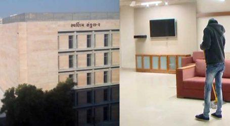 ગુજરાત સરકારનું પ્રધાન મંડળ વધ્યું, નવા મંત્રીઓ માટે ઓફીસની સફાઈ શરૂ