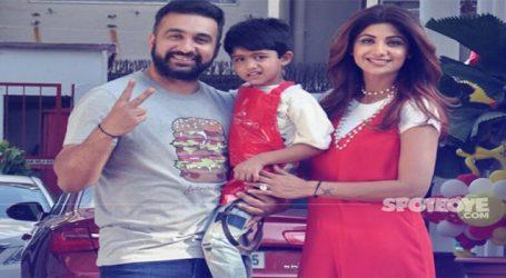 અભિનેત્રી શિલ્પા શેટ્ટીનો પુત્ર બન્યો 'ચેરબલી', વીડિયોએ સોશ્યલ મીડિયા પર ધૂમ મચાવી