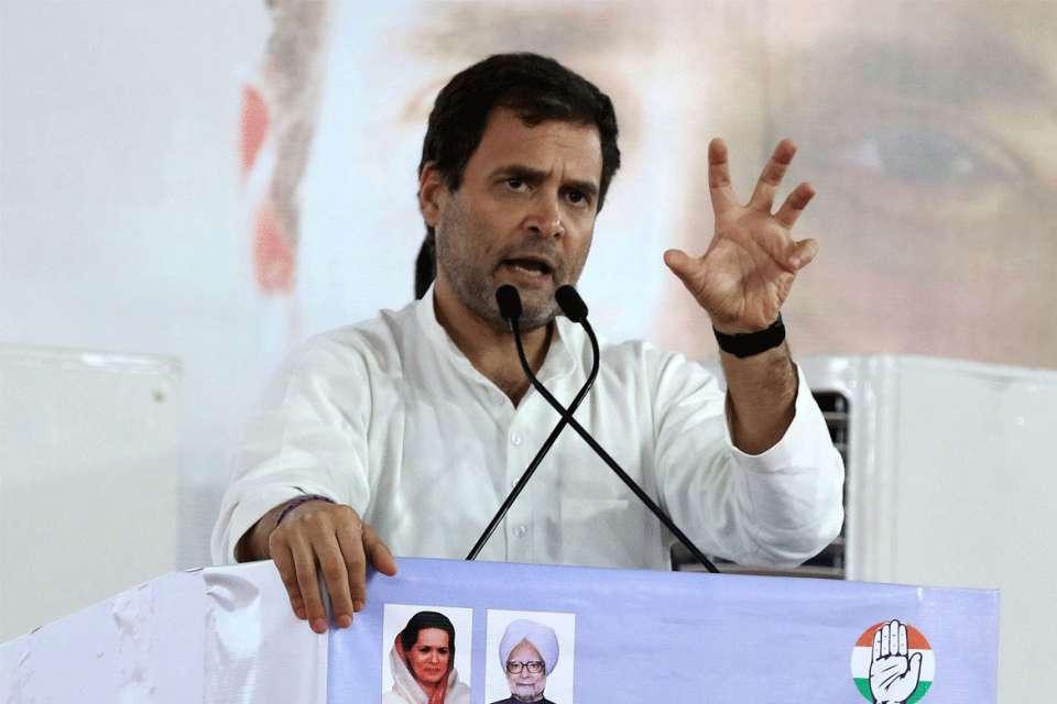 રાહુલજી તમે 72000 રૂપિયા ક્યાંથી લાવશો? વિદ્યાર્થીને રાહુલે આખો રેડી પ્લાન સમજાવ્યો